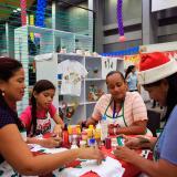 La experiencia de debutar como emprendedoras en el Family Market