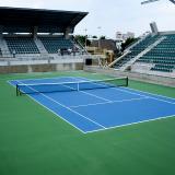 Tenistas dan el visto bueno al Parque de Raquetas