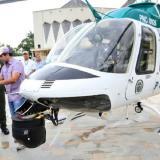 Un Bell 407 apoyará la vigilancia de Barranquilla