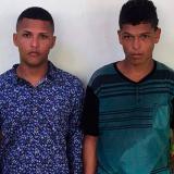 Aldair Francisco Lora Roa y Francisco Manuel Lora, capturados