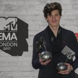 Shawn Mendes, el gran ganador en los MTV EMA