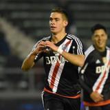 Con gol de Borré, River avanza a la final de la Copa Argentina
