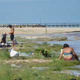 Restringen playas de Riohacha por la temporada invernal