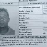 Erguin Enrique Barros Olivos, alias 'el Gorila'.