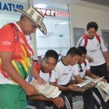 EL HERALDO nos hizo visibles ante el mundo: equipo boliviano de remo