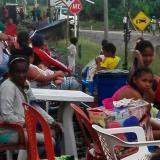 Crecientes tienen en jaque la Zona Bananera y Santa Marta