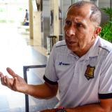 Diego Umaña, director técnico de Rionegro Águilas.