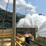 La presa El Cercado registra el 95% de llenado.