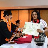 Lucellys Izquierdo, la primera arhuaca en graduarse como Magister en Educación