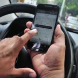 Conductores de Uber protestan por tarifas y se desconectan de la 'app'
