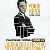 Este miércoles se realiza segundo seminario sobre el liderazgo empresarial
