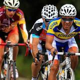 Ocho ciclistas dan positivo en la Vuelta a Colombia