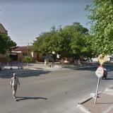 Imagen para ilustrar nota, sobre el sector del barrio San Felipe por donde donde ocurrió el atraco.
