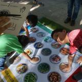 En vacaciones, el  'zoo' presenta sus actividades educativas