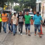 Policía captura a ocho integrantes de la banda delincuencial 'Los Goleros'