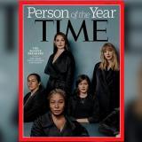 """Time designa 'Personalidad del Año' a quienes """"rompieron silencio"""" sobre acoso sexual"""