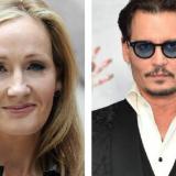 Tras críticas de seguidores, J.K. Rowling defiende que Johnny Depp actúe en 'Animales fantásticos'