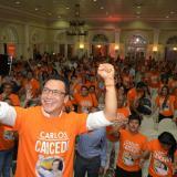 Jóvenes le piden a Caicedo educación superior gratuita