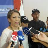 Ángela Bedoya, directora seccional de la Fiscalía.