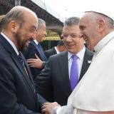 Fallece Guillermo León Escobar, embajador de Colombia en El Vaticano