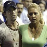 Enrique Iglesias y Anna Kournikova son padres de gemelos