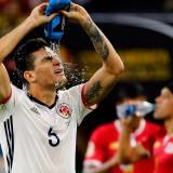 """""""Soy realista y consciente de que acá es complicado pelear un cupo al Mundial"""": Guillermo Celis"""