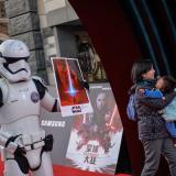 Star Wars sigue liderando la taquilla norteamericana