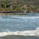 El festivo rescataron a 5 personas en Puerto