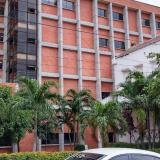 Hospital Rosario Pumarejo de López donde fue remitido el hombre de 64 años.