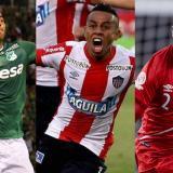 Junior llega a un acuerdo con Jefferson Duque, Vladimir Hernández y Alberto Rodríguez