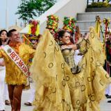 Los reyes del Carnaval 2018.