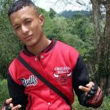 Brayan Gonzáles, capturado.