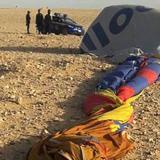 Muere una persona y 12 resultan heridas tras estrellarse globo aerostático en Egipto