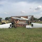Ungrd afirma que camión en el que transportaban avioneta en La Guajira no es suyo