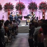 Las cuerdas clásicas brillan en Cartagena