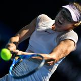 Comienzo feliz para Djokovic, Sharapova y Wawrinka