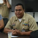 Germán Escobar Olaya, capitán de Puerto de Barranquilla.