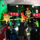 Incendio en hospital de Corea del Sur: mueren 37 personas