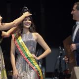 Laura Olascuaga, nueva Señorita Bolívar