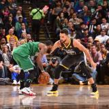 Carmelo, Westbrook y Curry brillan en la NBA