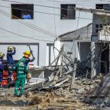 Ataque con explosivo en CAI de Soledad 2000 deja siete heridos