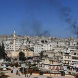 Ataques aéreos dejan 33 civiles muertos en Siria