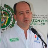 Alcalde de Montería, Marcos Daniel Pineda.
