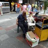 Trabajador informal en Barranquilla