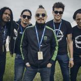 La banda barranquillera Colectro, nominada a un Grammy Latino en 2017.