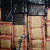 Policía recupera mercancía robada a través de un túnel de 80 metros en Maicao