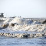 Dimar advierte sobre ráfagas de viento de hasta 75 kilómetros en el mar Caribe