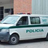 Atacan a patrulla de la Policía de Tránsito en la vía Aguachica - Río de Oro