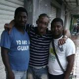 Jesús Orlando Grueso y Jonatan Cundumí Anchino, integrantes de Marcha Patriótica asesinados en Cauca.