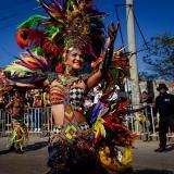 """""""Este Carnaval fue el  sueño de toda mi vida"""": Valeria Abuchaibe"""